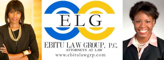 Ebitu Law Group P.C. Fashion Law Firm Uduak and Unwam Oduok FOR IMMEDIATE RELEASE: Lawyers Launch Fashion Law Firm Serving Fashion Industry